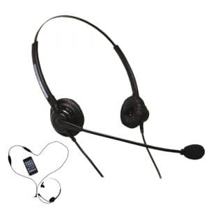 Flex filo duo headset