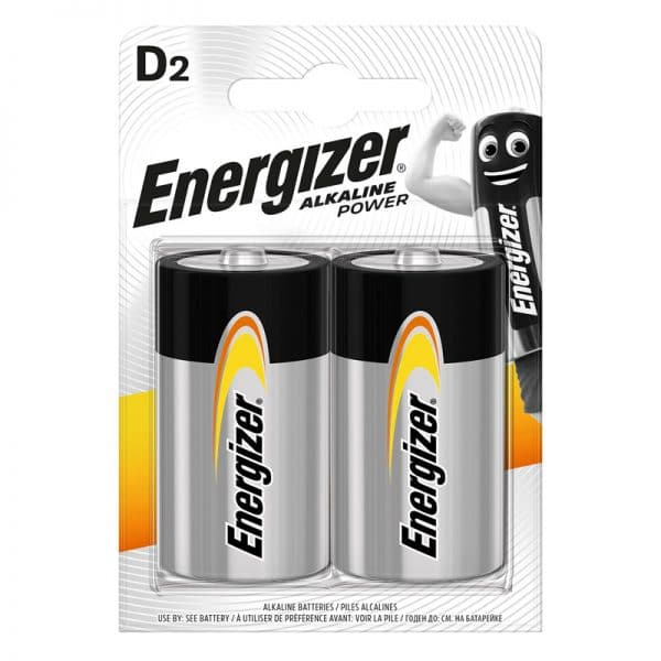 Batterier storlek C