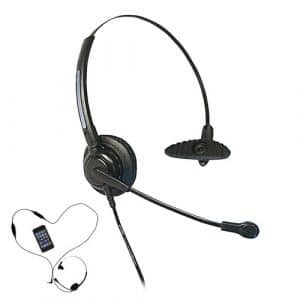 Headset flex filo